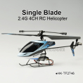 2.4G 4CH Single Blade RC Helicopter