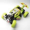 2.4G High Speed Assembled Car