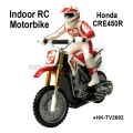 TOYABI indoor or outdoor remote control motorcycle for sales (honda CRE450R)