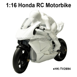 1:16 Licensed Honda style RC Motorcycle