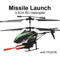 3.5CH  missile helicopter