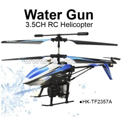 Water shot rc helicopter 3.5ch,water gun