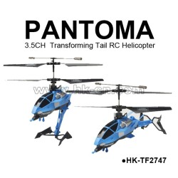 3.5CH Transformed Helicopter