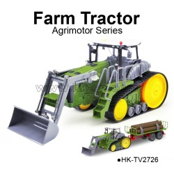 4CH farm tractor RC Car