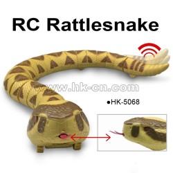 Big size RC rattlesnake