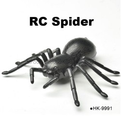 Infrared control Bionic Spider Animals