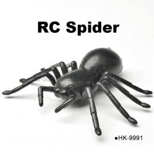 Infrared control Bionic Spider Animals