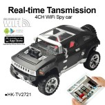 Hummer Real-time Tansmission WiFi i Spy car