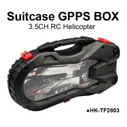 3.5 CH Metal Alloy 3.5CH RC Helicopter with GPPS Gift Box
