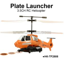 3.5CH rc helicopter airsoft similar design with spin master