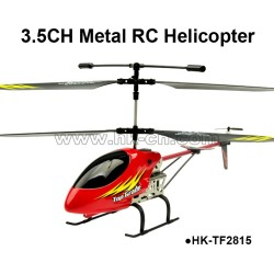 Metal 3.5CH RC Helicopters