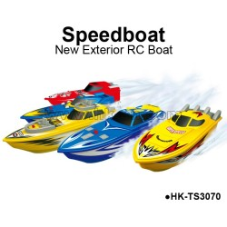 mini size 4CH RC speed boats