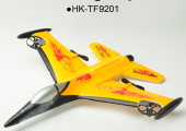 4CH Sliding RC Airplane