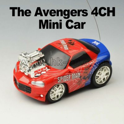 baratos mando a distancia 4ch avenger mini coche del rc del dólar para general