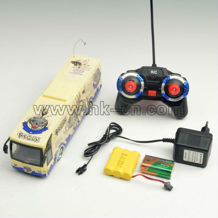 El tamaño medio de la ciudad de autobús/suppler/fabricante/toyabi de juguete del rc