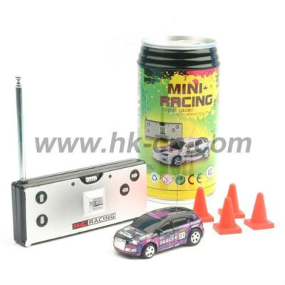 コークスが付いている1:63のスケールのリモート・コントロール車はパッキングか無線制御車できる