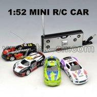 1:63のスケール・モデルのコークスは小型rc車できる