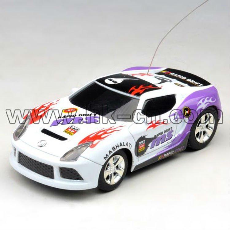 1:63 modelo a escala coca-cola puede mini coche del rc