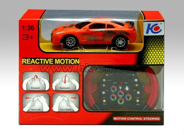 1:36 escala mini rc coche de carreras de coches de graffiti gravedad de detección de coches