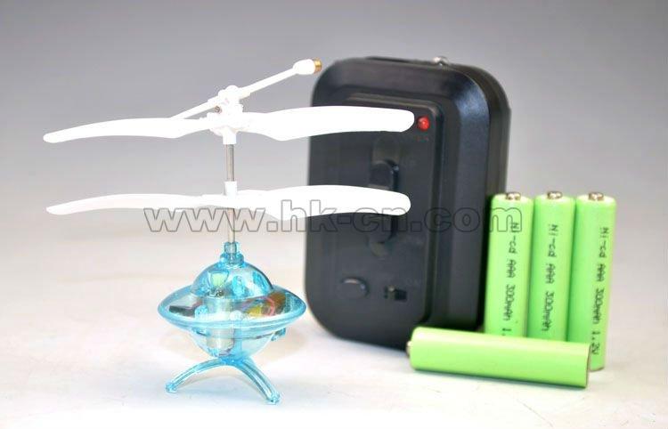 Nano UFO小型RCの赤外線リモート・コントロールおもちゃはもてあそぶ