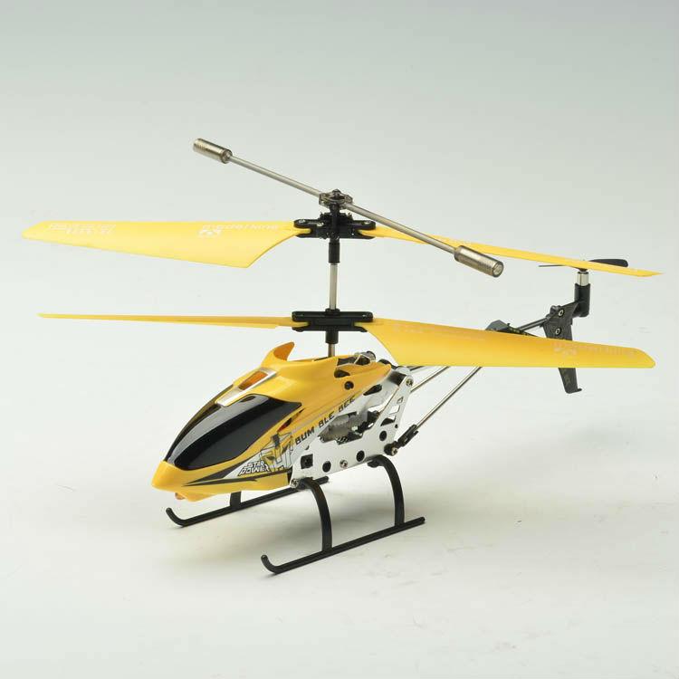 Ir 3.5ch helicópteros de control