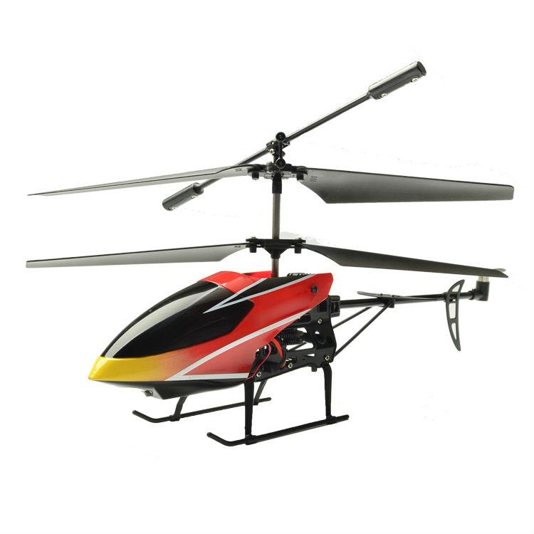 3.5ch ir helicóptero de control de la cámara con la ranura