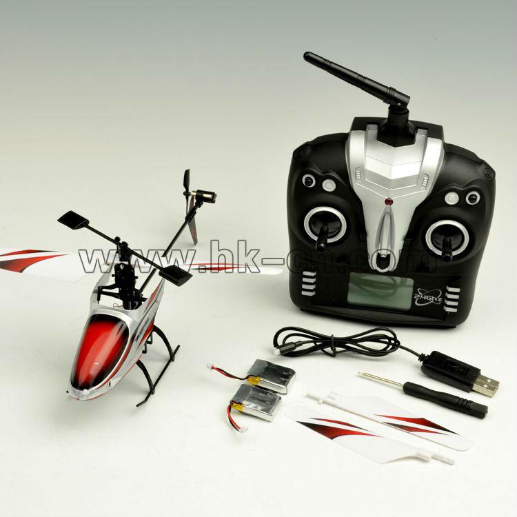 2.4g sola hoja del helicóptero del rc, toyabi de juguete del rc