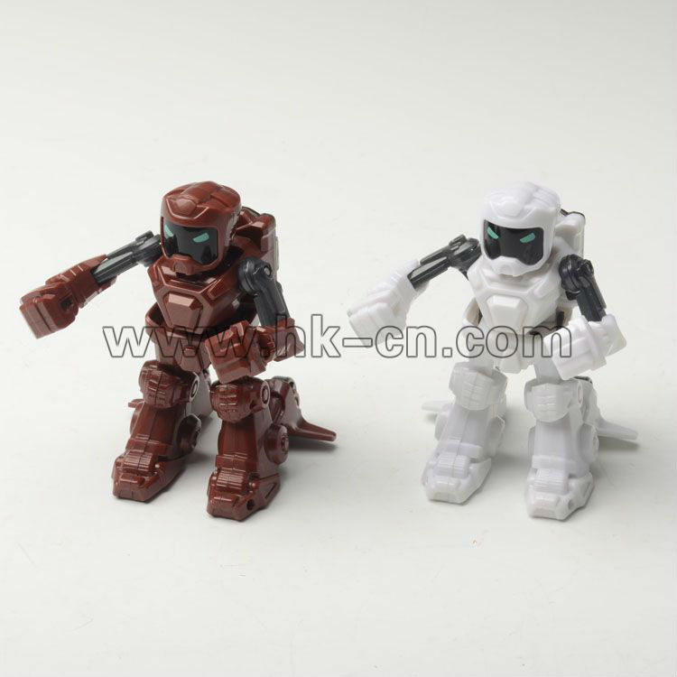 mini rc robots de boxeo