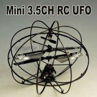3.5 canal. ufo mini hélicoptère rc
