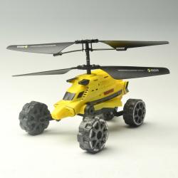 2ch de aire- tierra de helicóptero