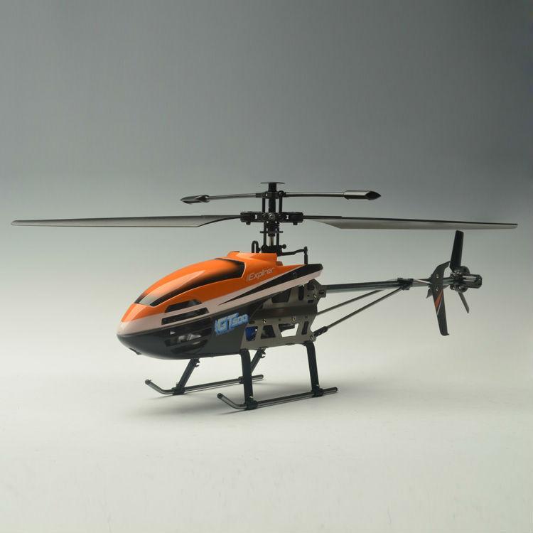 equilibrio perfecto de una sola hoja de rc helicóptero