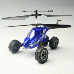 3.5ch空気- 地面ヘリコプター