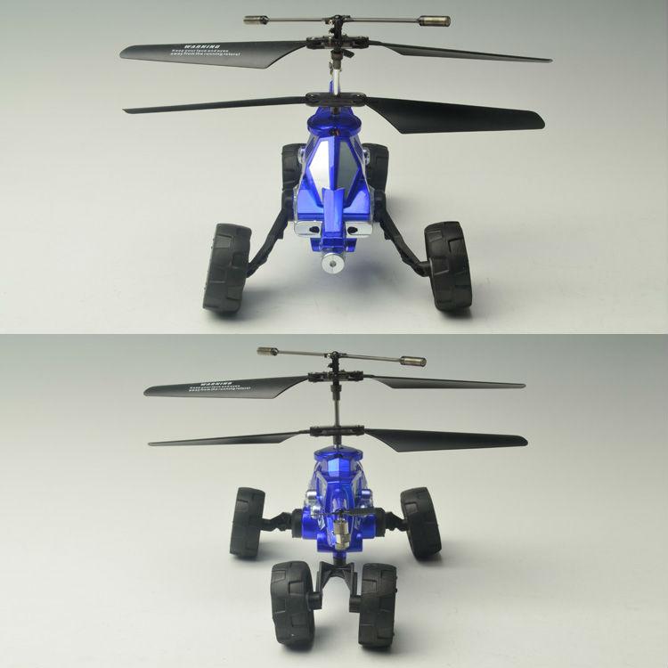 3.5ch de aire- tierra de helicóptero