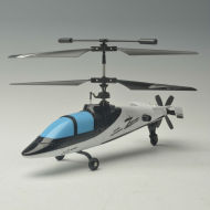 2.4g 4ch x2 reallife hélicoptère rc
