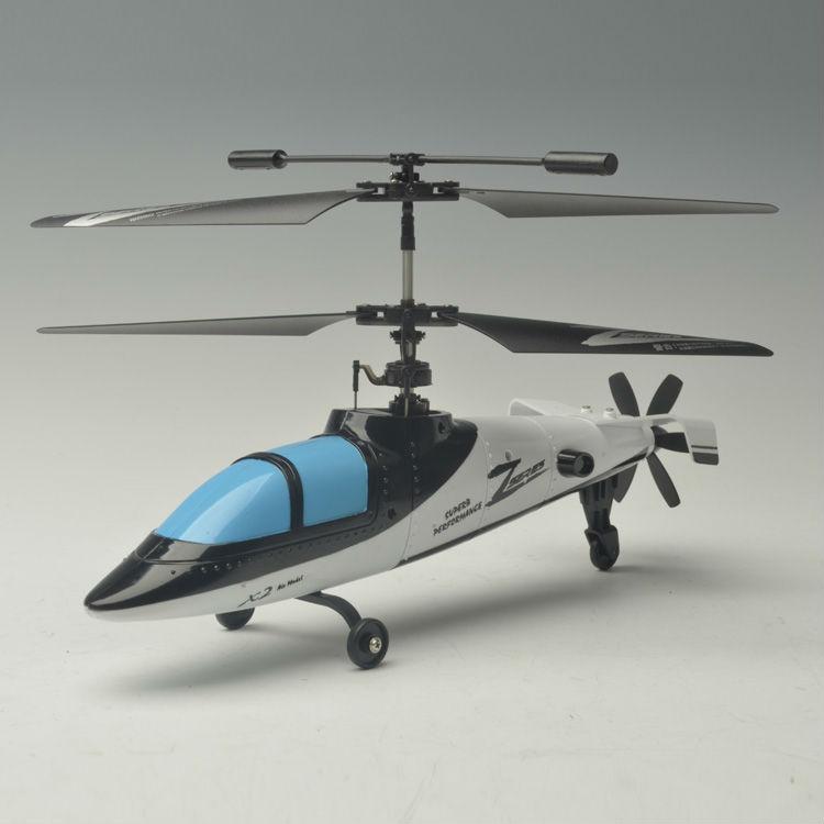 2.4g 4ch x2 reallife helicóptero del rc