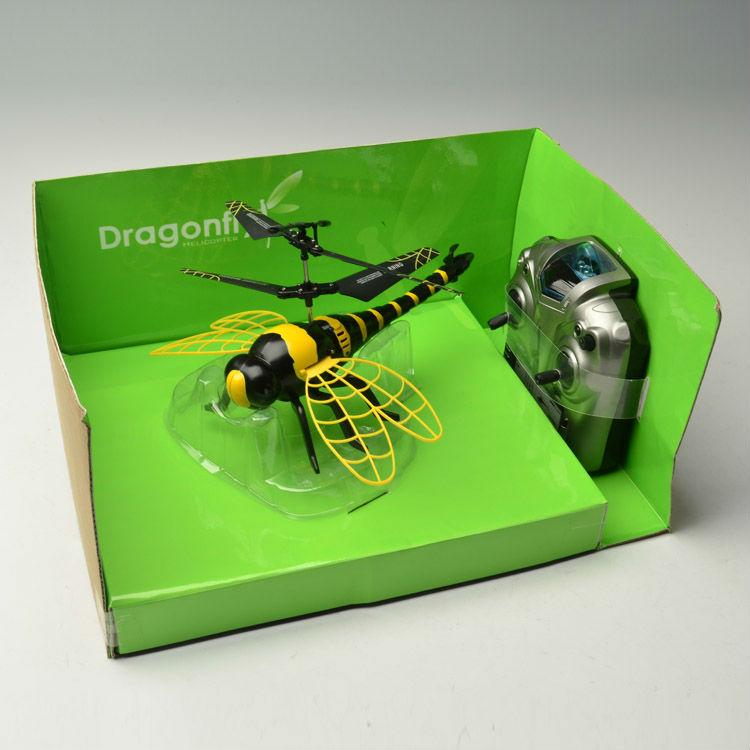 4ch libélula helicóptero del rc