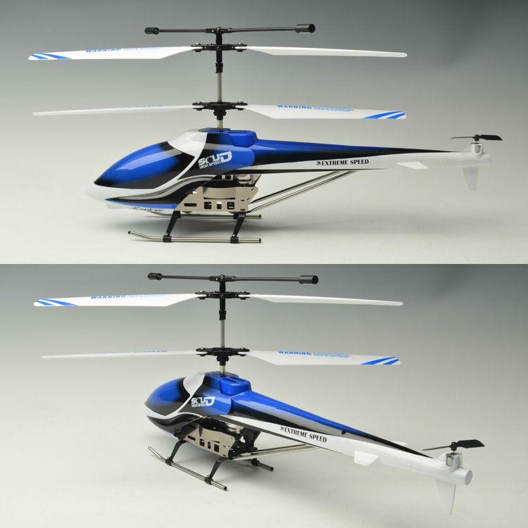 3.5ch metal de gran tamaño helicóptero del rc