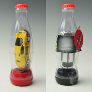 4ch mini rc car koks flasche paket