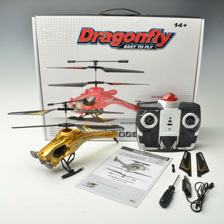 Dragón 3.5ch helicóptero