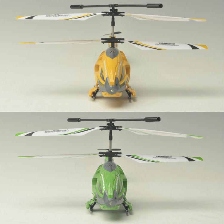 La lucha contra 2.4g helicóptero del rc