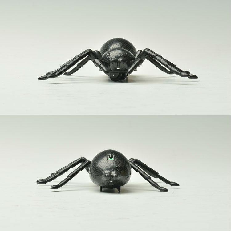 super realista ir control de spider rc
