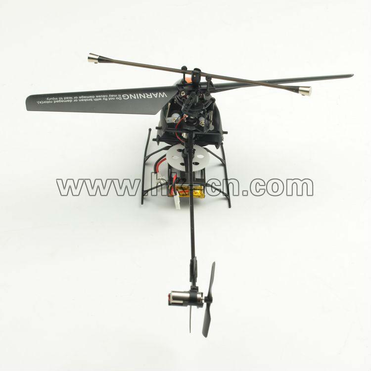 V911 4CHは刃のrc Helicopter2.4Gの単一のヘリコプターを選抜する