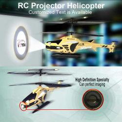 Ir-fernbedienung hubschrauber 3.5 ch projektor