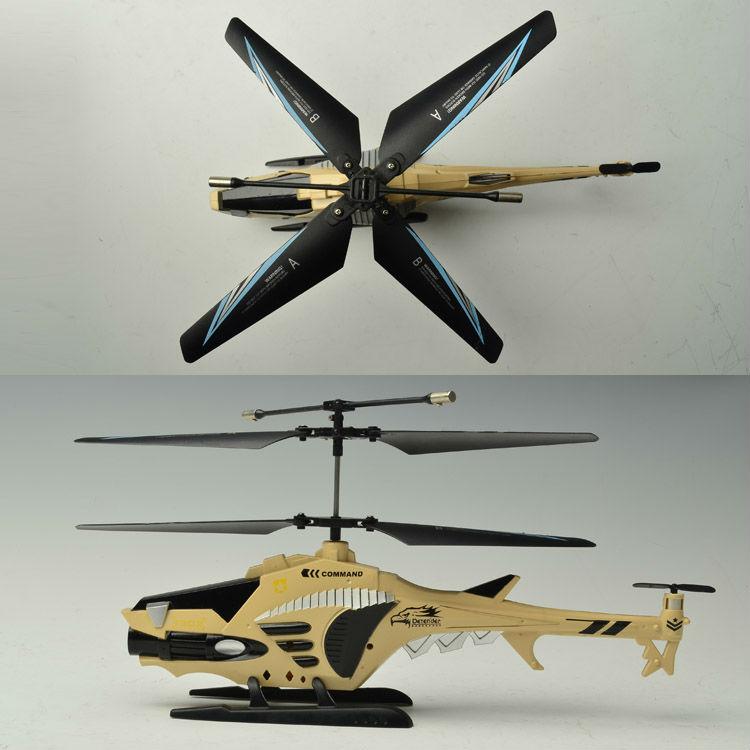 Infrarrojos de control 3.5 ch helicóptero del proyector