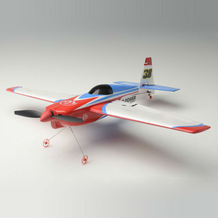 planeador 4ch toro rojo avión eps