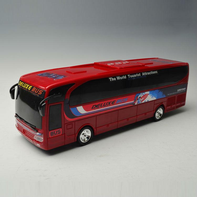 tamaño grande 4ch autobús del rc