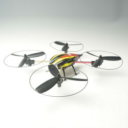 4ch 2.4g rc hubschrauber drohne quadcopter mit 4-achs-cnc-router& 2.4g