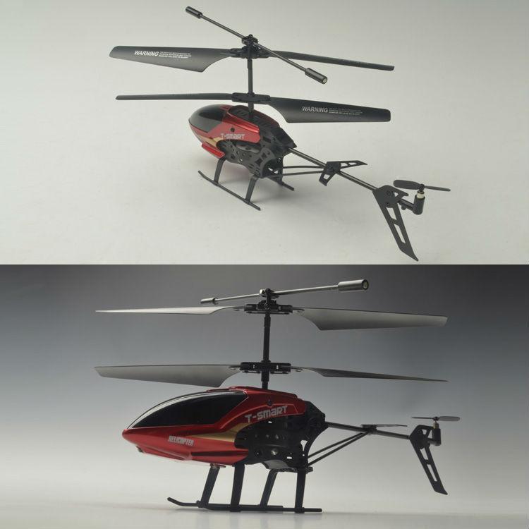 3.5chir de plástico helicóptero del fuselaje, 6-7 minutos el tiempo de juego