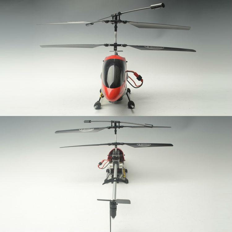 de la burbuja del helicóptero del rc