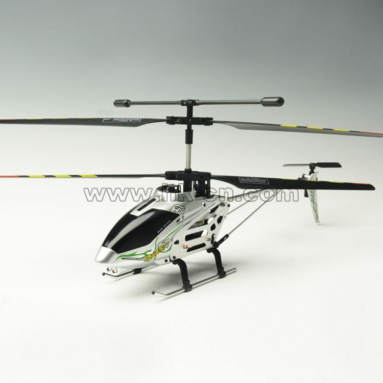 2.4g estructura de aleación de helicóptero